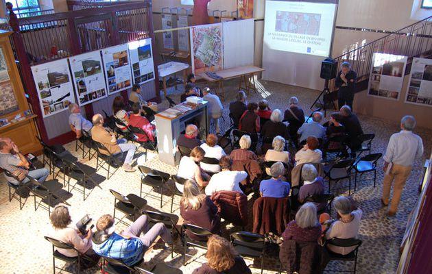conférence : naissance du village en Bigorre par Stéphane Abadie
