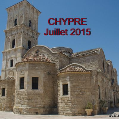 Juillet 2015 - Chypre