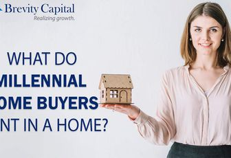 What Millennial Home Buyers Want in A Home