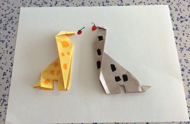 Séance d'Origami