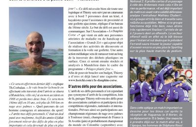 Article Journal de la Corse du 31/01/2020