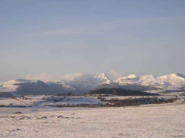 Saison de ski 2007/2008 à Besse-Super-Besse