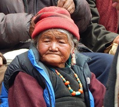 Album : portraits du Ladakh