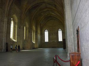 La chapelle et la grande chapelle Clémentine