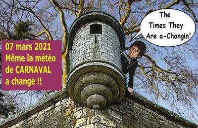 À CHARMOY-CITY, « LES TEMPS CHANGENT »…OU PRESQUE (1) - DU 09 MARS 2021 (J+4465 après le vote négatif fondateur)