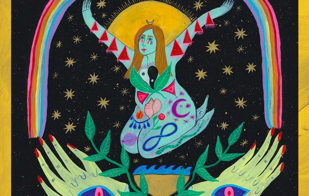 EMMA-JEAN THACKRAY ► YELLOW