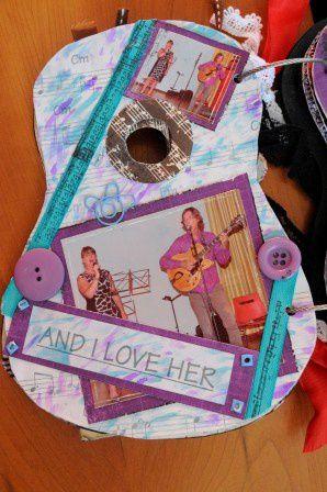 2010.12 Mini Guitare (David & Rose)