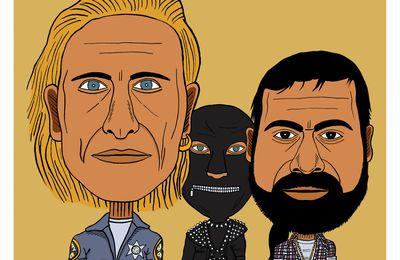 Zed, Gimp et Maynard de Pulp Fiction.