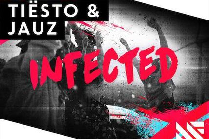 Tiësto & JAUZ - Infected | Official Music Video