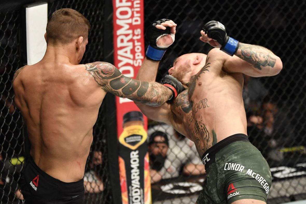 la Chaîne L'Équipe programme dès samedi soir des rediffusions des meilleurs combats de l'UFC