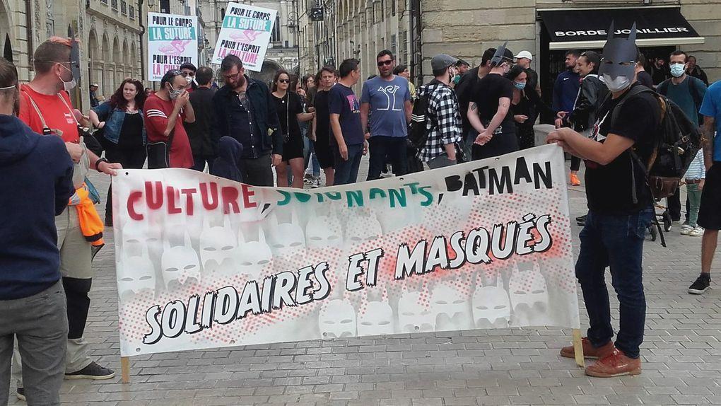 Manifestation soignante nationale le 16 juin 2020: pour tous. Pour quelle réforme?