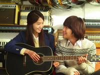 [You can stand under my umbrella] Love Rain  사랑비