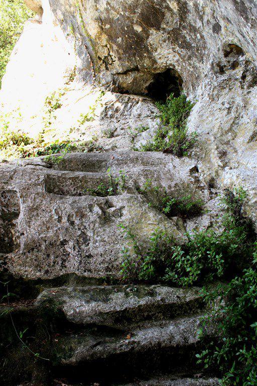 le Douhet (17) - gros roc et falaise - balade du 20 juillet 2021 -