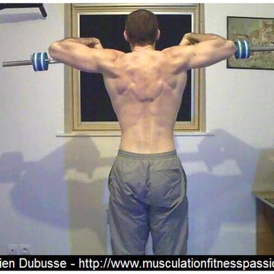 Concernant l'entraînement des épaules, Sébastien Dubusse, blog Musculation Fitness Passion