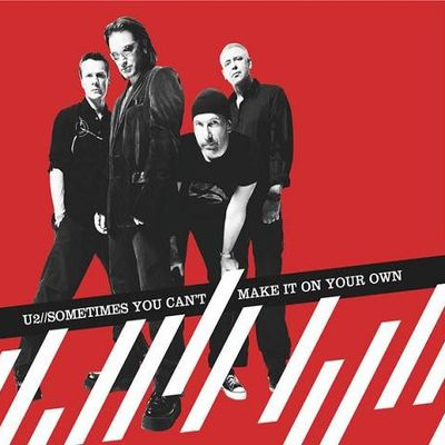 """U2-Sometimes You Can't Make it On Your Own"""""""