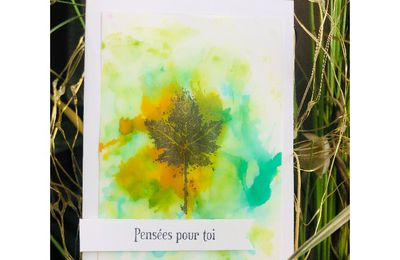 Simple stampin'up