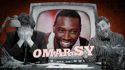 People: PORTRAIT CRACHÉ - Omar Sy !