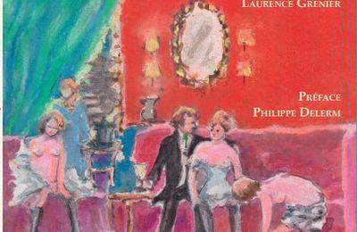 18 novembre: fête de la madeleine d'Albertine pour le lancement de PROUST ÉROTIQUE, on jouera au café de la Mairie