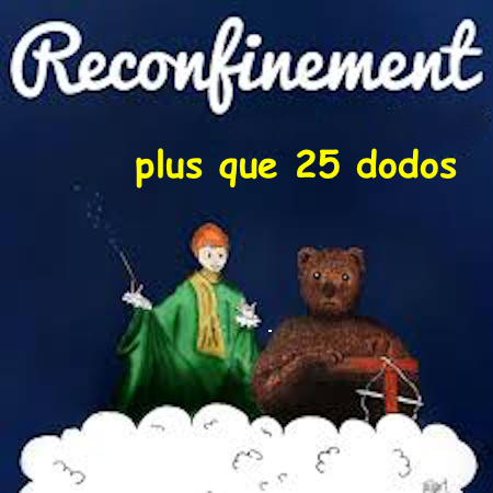 PLUS QUE 25 DODOS