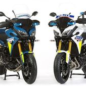 La Gendarmerie suspend une partie de sa flotte de motos Yamaha MT-09 pour des raisons de sécurité