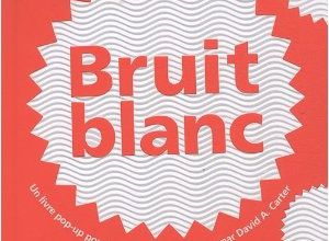 Bruit Blanc de David A.Carter.