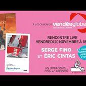 Rencontre live spéciale Vendée Globe