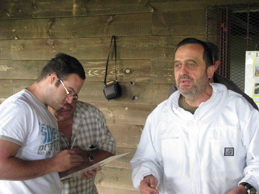Fête de la Nature 2009 dans la forêt d'Ustaritz