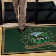 entrance logo mats