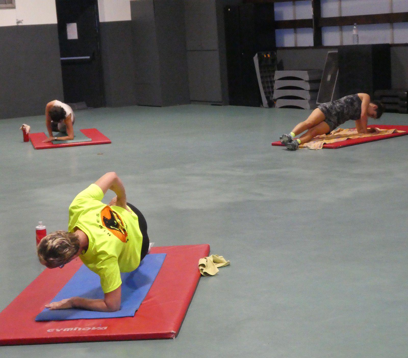 Roller Lib, nimes, club, sport, faire, cours, séance, gym, renforcement, musculaire, gaston Lessut,