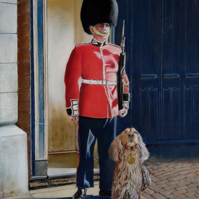 """""""DOG"""" SAVE THE QUEEN"""