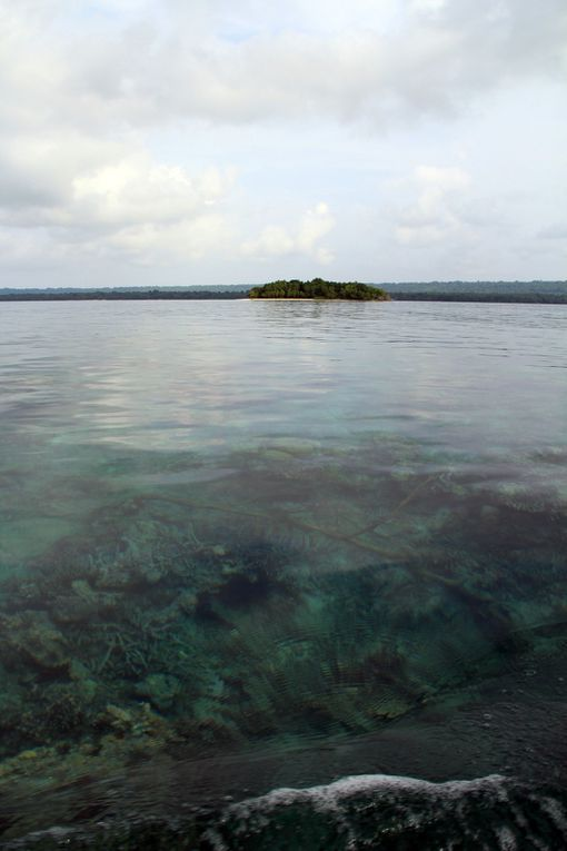 Malo, sous l'eau