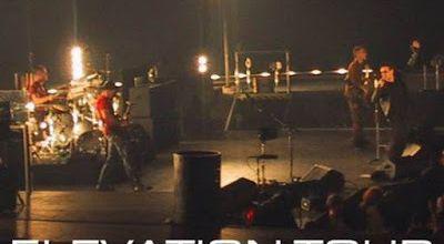 U2 -Elevation Tour -23/07/2001 -Zurich  Suisse 23/07/2001 Hallenstadion #1