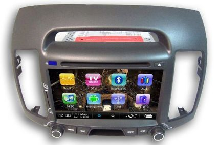tvs direct   Cheap Piennoer Original Fit HYUNDAI Yuet 8 inch 3G Android 6-8 Inch Touchscreen Double-DIN Car DVD Player  &  In Dash Navigation System,Navigator,Built-In Bluetooth,Radio with RDS,Analog TV, AUX & USB, iPhone/iPod Controls,steering wheel control, rear view camera input