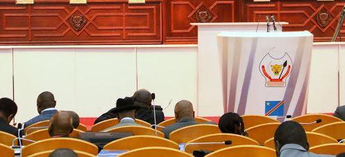 Parlement congolais: vote et installation du nouveau bureau le 3 février 2021