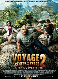 Voyage au centre de la Terre 2 : The Rock est un génie !