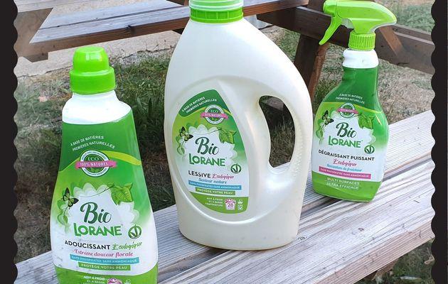 Bio Lorane, la marque de lessive Ecologique
