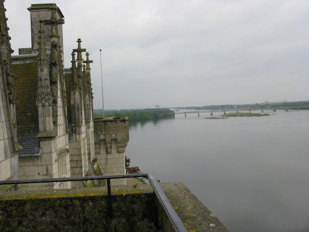 Le voyage sur la Loire entre Montsoreau et Saint-Florent : les photos