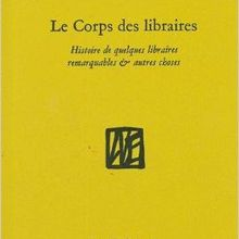 Rune — Le Corps des Libraires — Vincent Puente