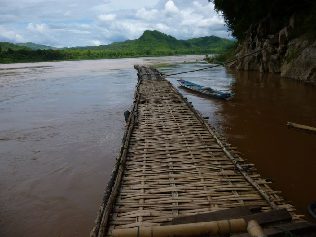 Du nord du Laos à la frontière avec le Viêt-Nam