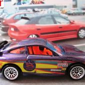 PORSCHE 911 GT3 CUP HOT WHEELS 1/64 - car-collector.net