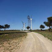 Balade VTT - Gravel - BIZANET - Les Éoliennes de NÉVIAN - 07.04.2021 - Marc ZOULGATOR's 32.8 km mountain bike ride