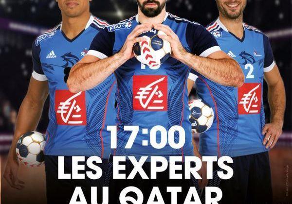 Record d'audience pour TMC avec la demi-finale de handball France - Espagne.