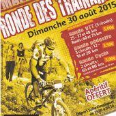 Flyer : la-ronde-des-trainards, le 30/8/2015 (Ref. : 35092)