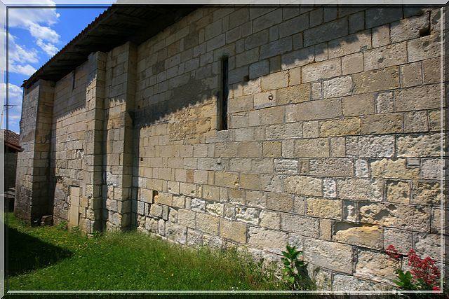 Diaporama église fortifiée de SAINT VIVIEN à Paussac et Saint Vivien