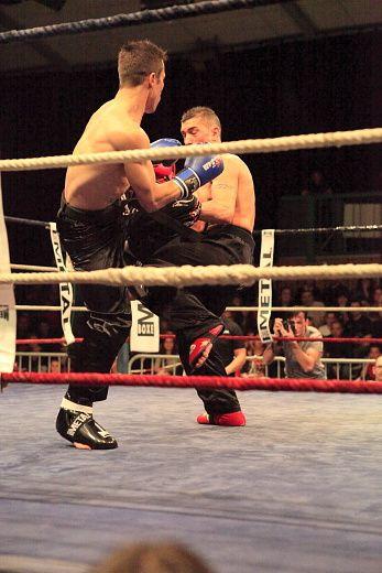 Gala de FULL CONTACT à Muret, le 19 Mars 2011. Deux titres Mondiaux et un titre Européen en jeux..