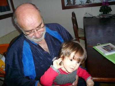 l'année 2009 de la famille Audemard-Filippi