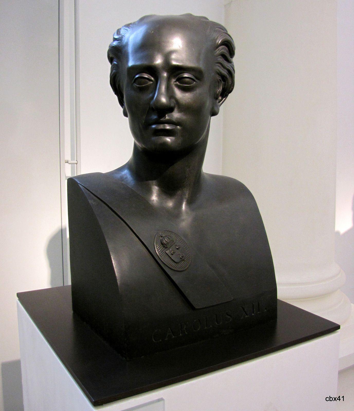 Zhendre, Charles XII roi de Suède