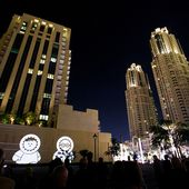 Content from Dubaï Festival of Lights 2014