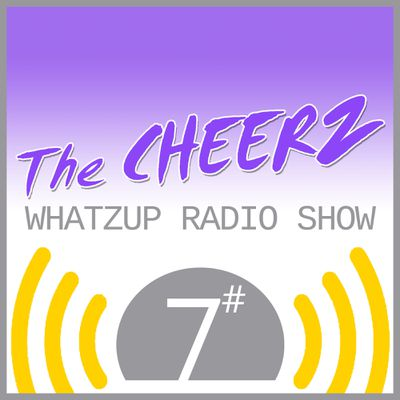 The Cheerz in your BOOMBOX : The Weekly Mix volume 7