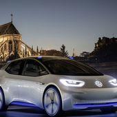 Volkswagen ID.3: précommande dès le 9 mai! - FranceAuto-actu - actualité automobile régionale et internationale